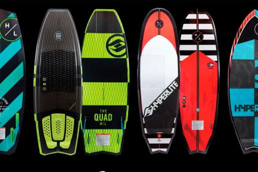 Guía para elegir tabla de wakesurf