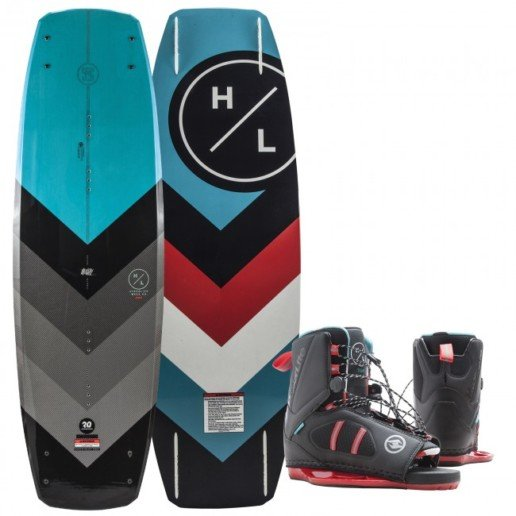 Tabla Hyperlite Murray con botas Team OT
