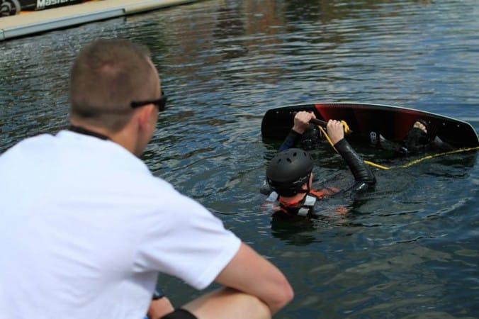 Consejos de wakeboard