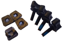 Tornillos para botas de wakeboard