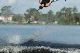 Trucos wakeboard: backroll