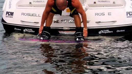 Analisis material wakeboard