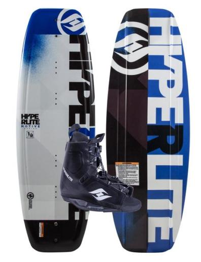 Tabla Hyperlite Motive y botas Frequency