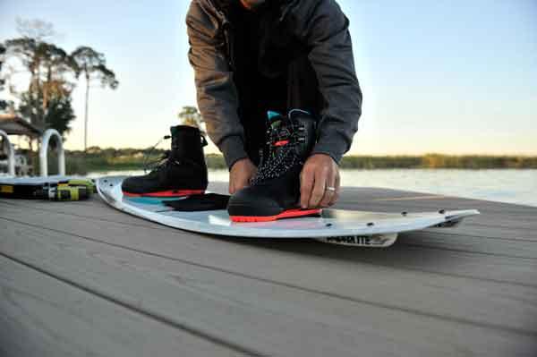 Botas de wakeboard Team X