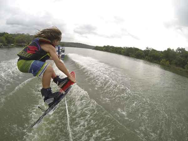 Edad para empezar en el wakeboard