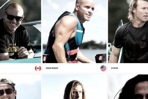 Equipo de profesionales de Hyperlite Wakeboard
