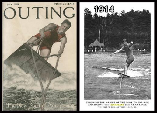 Historia del wakeboard