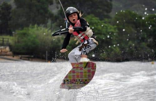wakeboard para niños