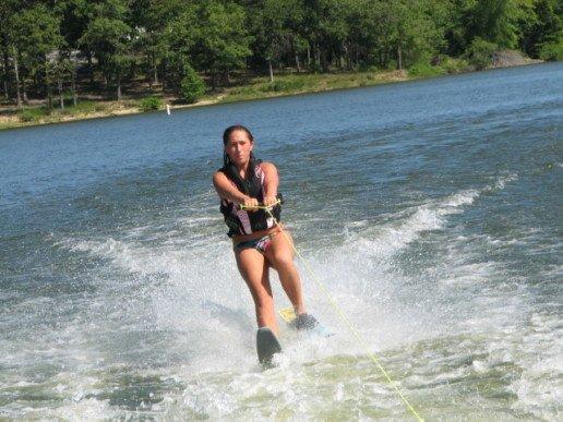 Aprender a soltar un esqui
