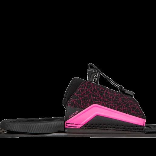 Puente trasero Radar de mujer para esquí náutico en color rosa