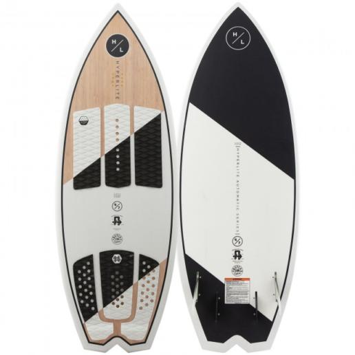 Tabla wakesurf Hyperlite Automatic 4.7