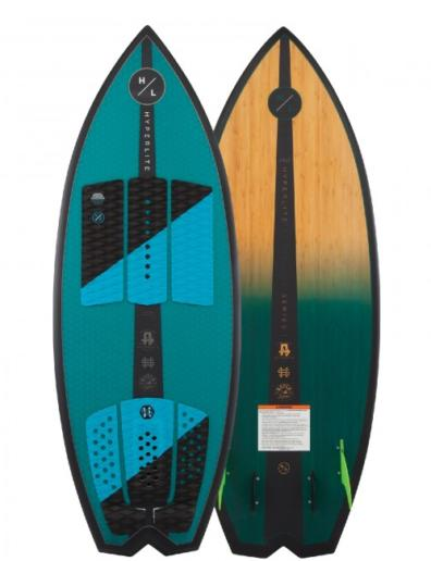 Tabla de wakesurf Hyperlite Automatic 4.7