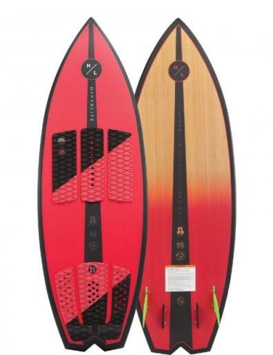 Tabla de wakesurf Hyperlite Automatic 5.0