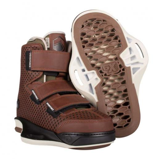 Botas de wakeboard liquid force Hook 6X