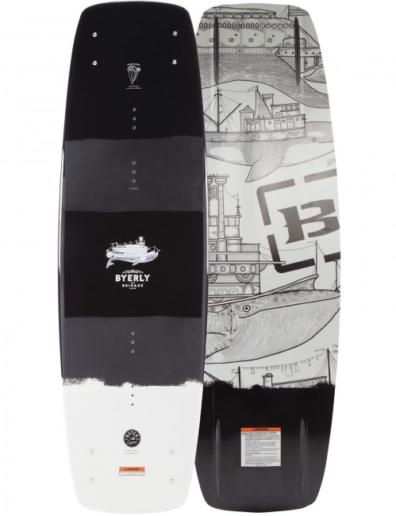 Tabla de wakeboard Byerly Brigade