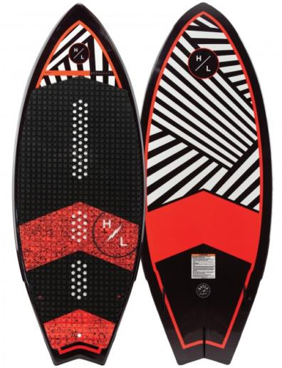 Tabla wakesurf Hyperlite Broadcast 4.8