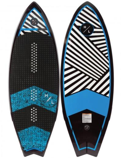 Tabla wakesurf Hyperlite Broadcast 5.4