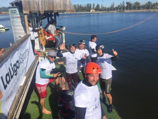 Campeonato de España de Cable Wakeboard