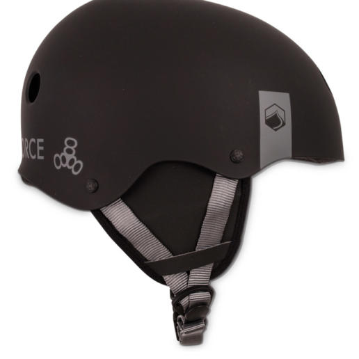 Casco de wakeboard Liquid Force Flash negro