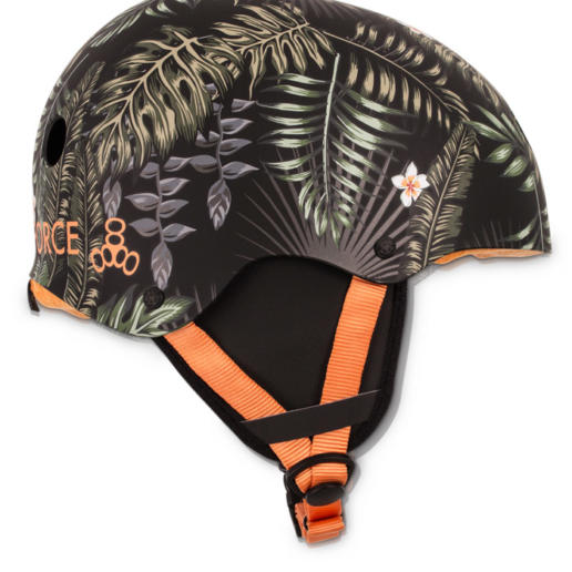 Casco de wakeboard Liquid Force Flash tropical