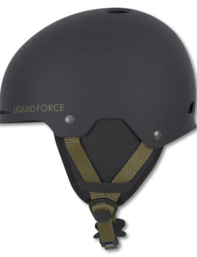 Casco de wakeboard Liquid Force Nico negro