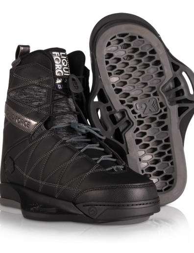Botas de wakeboard liquid force classic 6x