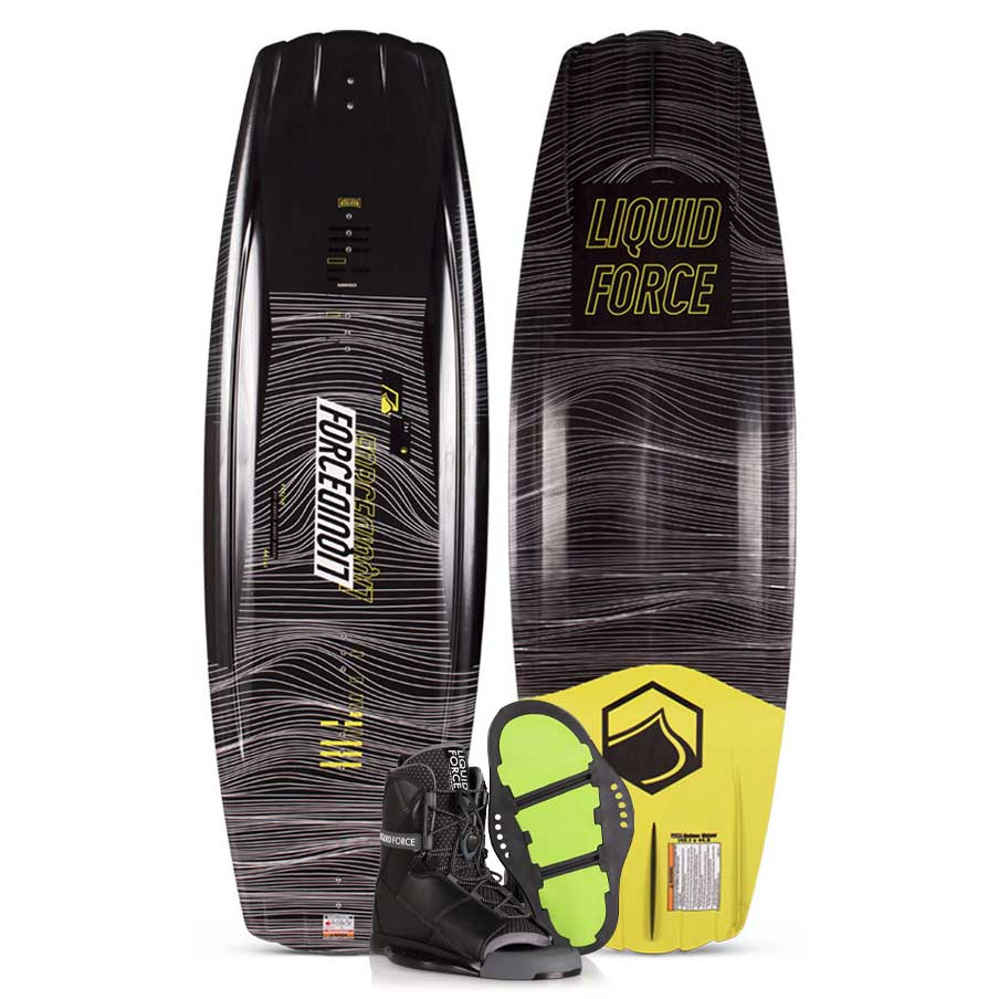 Liquid Force Classic Botas Transit Pack Wakeboard Wakeboard Shop