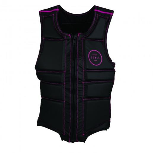 Chaleco de wakeboard para mujer Ronix Coral