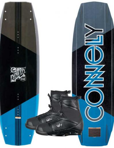 Pack de wakeboard Connelly Dowdy MD
