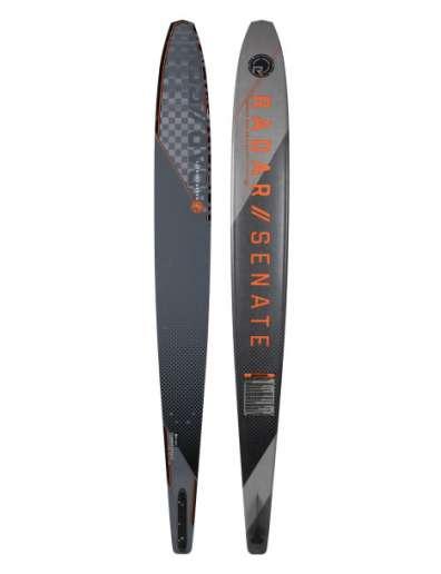 Esqui acuatico para slalom Radar Senate Pro