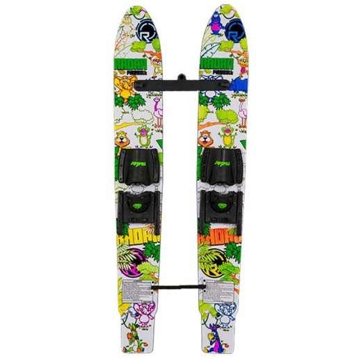 Esquís acuaticos para niño Radar Firebolt