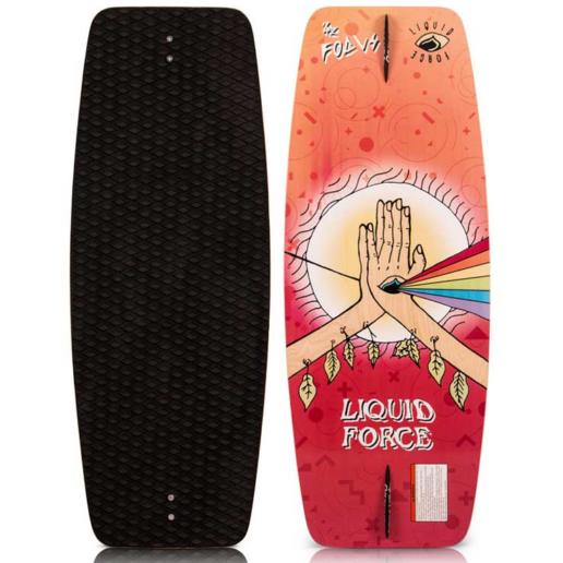 Tabla de wakeskate liquid force Focus 42