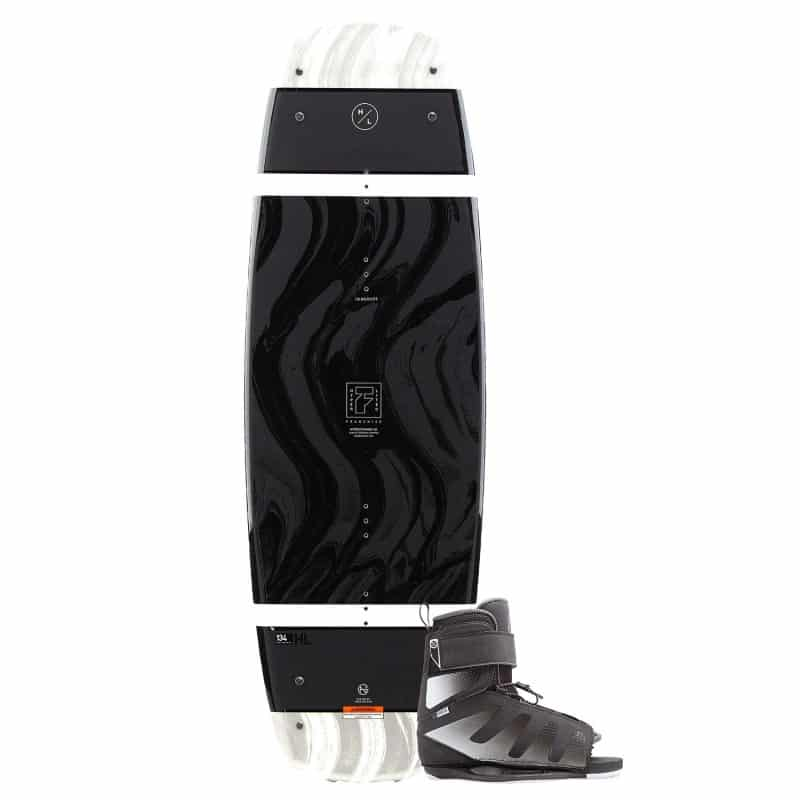 Pack wakeboard Hyperlite Franchise y botas Session