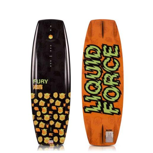 Tabla de wakeboard Liquid Force Fury 125