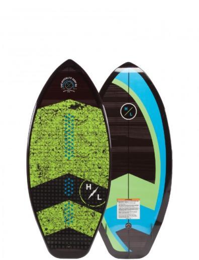 Tabla de wakesurf para niños Hyperlite Gromcast