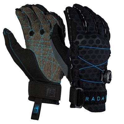 guantes para esqui acuatico radar Vapor BOA K
