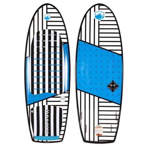 Tabla de wakesurf liquid force Happy Pill 5.4