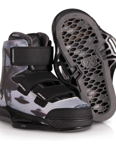 Botas de wakeboard liquid force hook