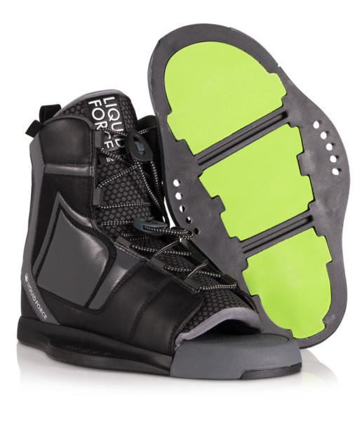Botas de wakeboard liquid force index