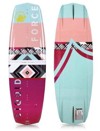 Tabla de wakeboard Liquid Force Jett 136