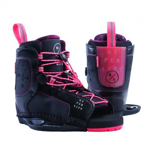 Hyperlite Jinx, botas de wakeboard para mujer