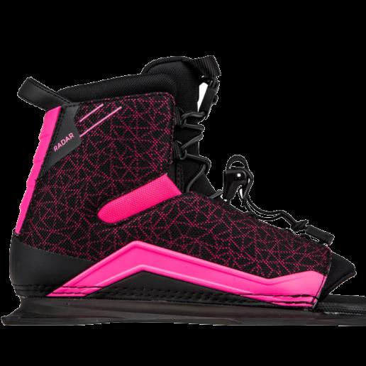 Botas de esquí acuático para mujer Radar Lyric en rosa
