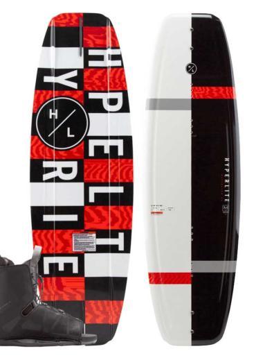 Pack wakeboard Hyperlite Motive y botas Frequency