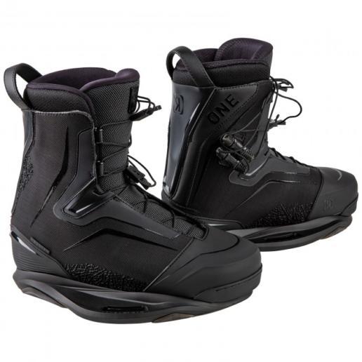 Botas de wakeboard cerradas Ronix One Black
