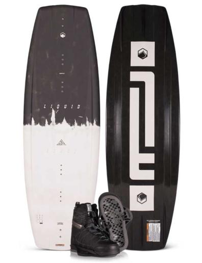 Pack tabla y botas de wakeboard liquid force RDX y botas Classic