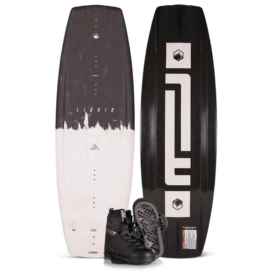 Pack tabla y botas de wakeboard liquid force RDX y botas Classic
