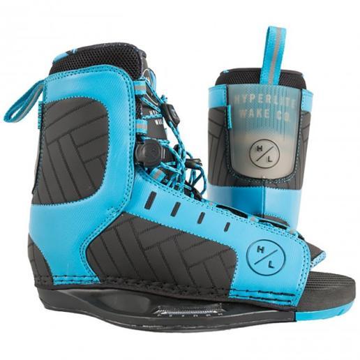 Botas de wakeboard Hyperlite Remix Azul