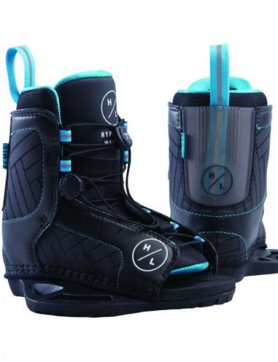 Hyperlite Remix Jr., botas de wakeboard para niños