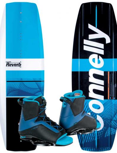 Pack de wakeboard Connelly Reverb Empire