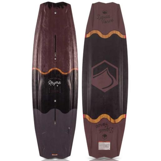 Tabla de wakeboard Liquid Force Rhyme 144